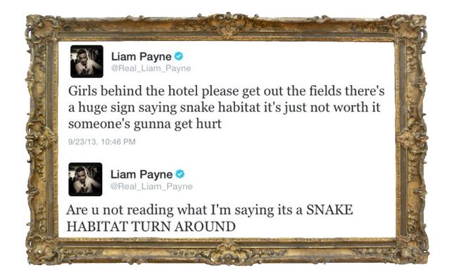 snaketweet